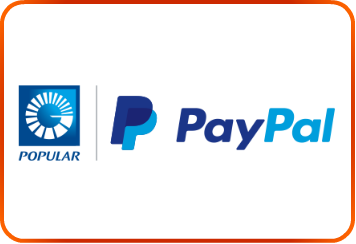 PayPal y Banco Popular Dominicano